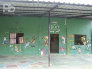 Soraia Magalhães - Quem está estimulando a leitura no Amazonas - Primeira sede do LPC - Foto Soraia Magalhães - COMTAG