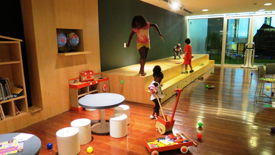 Soraria Magalhães - A Biblioteca Parque do Estado do Rio de Janeiro - imagem7