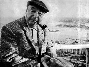 Foto de Pablo Neruda