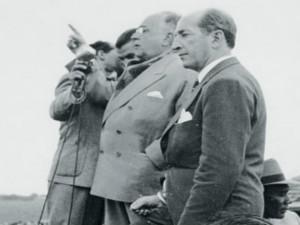 O presidente personalista e autoritário em campanha de 1950
