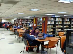 Biblioteca General Alfonso Borrero Cabal Bogotá Colombia