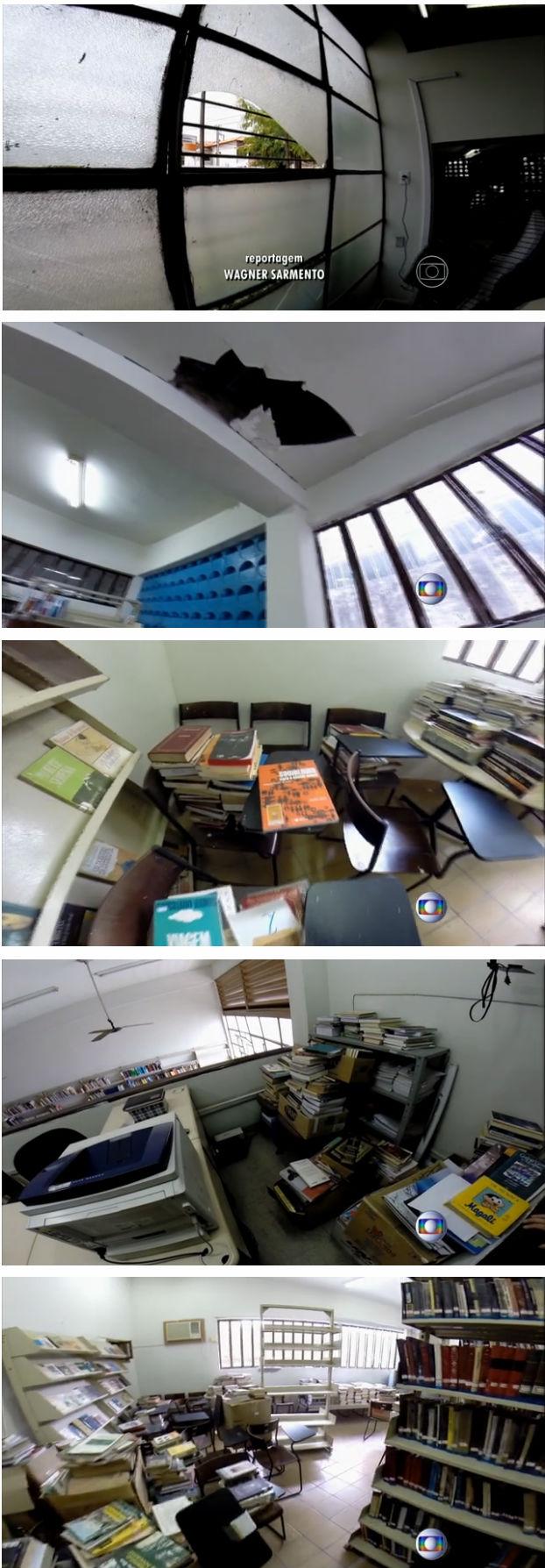 Bibliotecas públicas do Recife