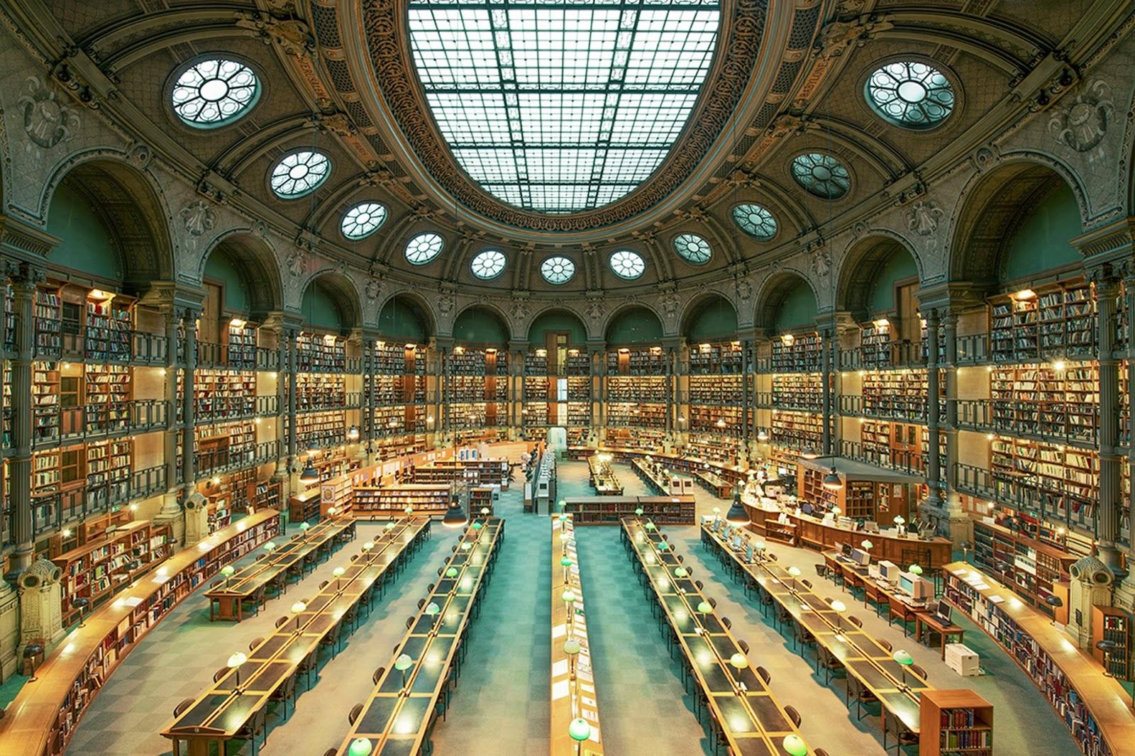 Biblioteca Nacional da França (Paris, França)