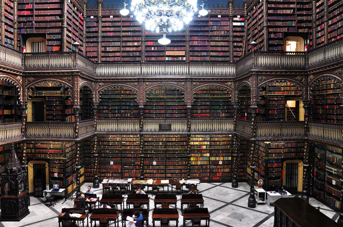 Real Gabinete Português de Leitura (Rio de Janeiro, Brasil)