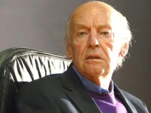 Eduardo Galeano. Foto: Hanna Gledyz / veiasabertas.com