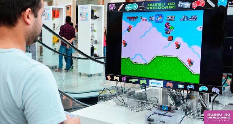Museu do Videogame 1
