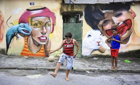 """""""Ser Carioca da Rua"""" - Foto: Ratão Diniz"""