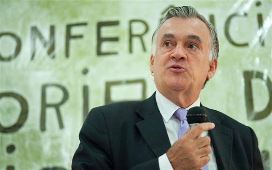 Ministro da Cultura, Juca Ferreira. Foto: divulgação.