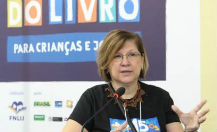 Elizabeth Serra, diretora da Fundação Nacional do Livro Infantil e Juvenil (FNLIJ)/Divulgação