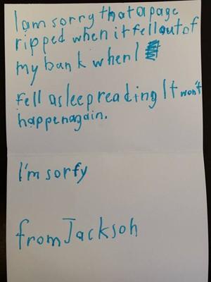 Jackson na Biblioteca Pública de Toronto 2