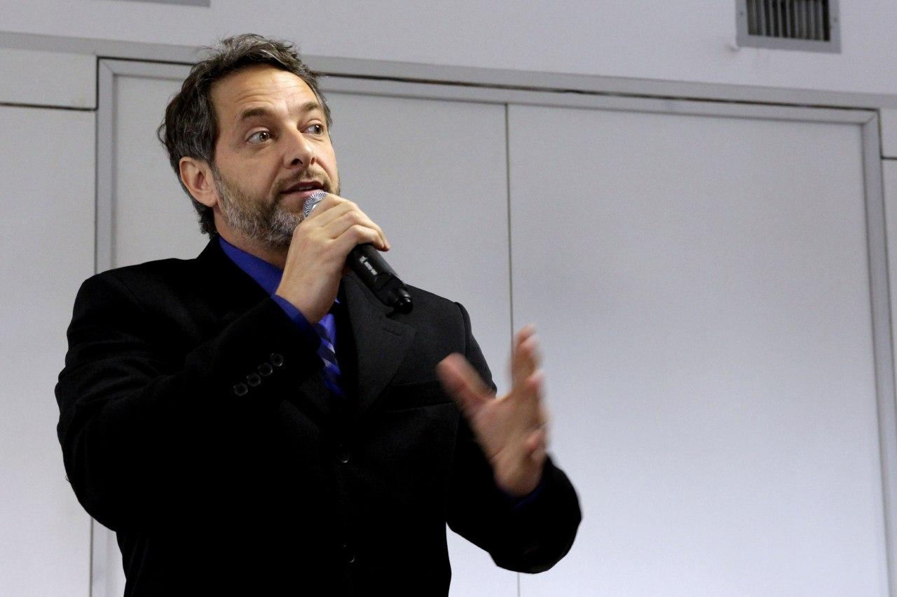 Volnei Canônica, nomeado diretor da DLLLB do MinC (Foto: Ascom/MinC)