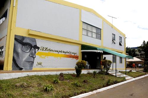 Biblioteca Pública Carlos Drummond de Andrade