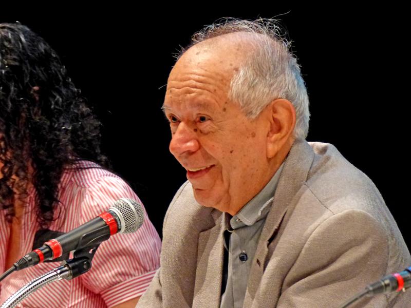 Antônio Torres. Foto: Hanna Gledyz / Agência Biblioo