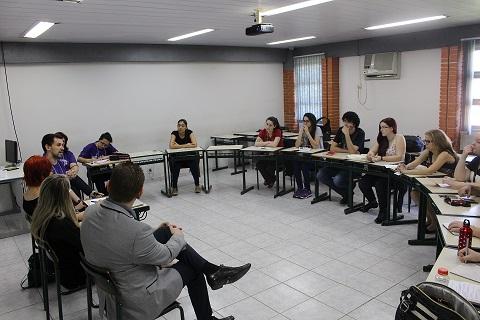 Grupo discutiu gestão e tecnologia em Unidades de Informação Foto: Rodolfo Targino / Agência Biblioo