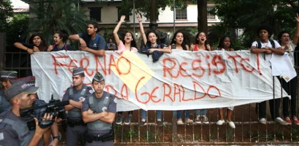 Escola Estadual Fernão Dias. Foto: Daniel Teixeira/Estadão Conteúdo