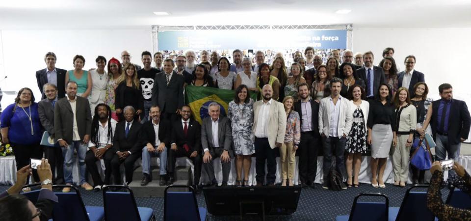 Integrantes do Plenário do CNPC. Foto: Lia de Paula.