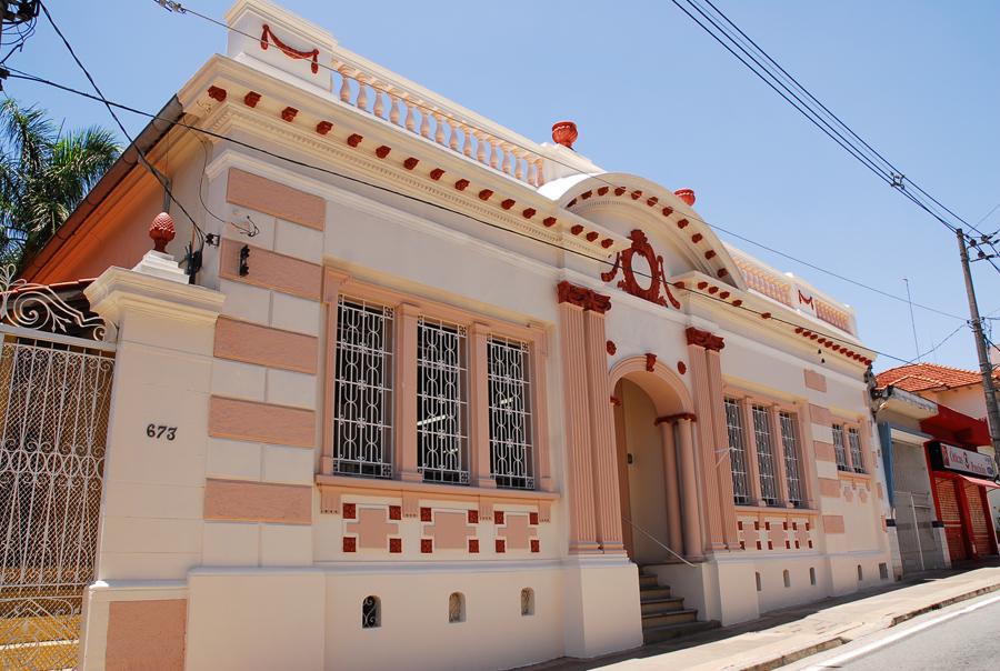 Biblioteca Infantil Municipal Renato Sêneca de Sá Fleury, Sorocaba/SP. Foto: Zaqueu Proença / agencia.sorocaba.sp.gov.br.