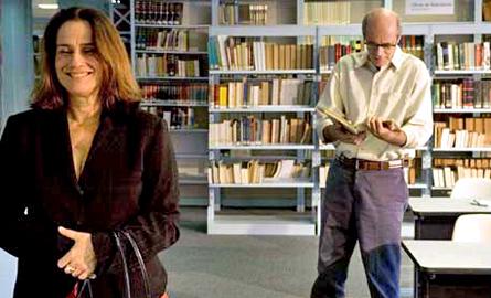 Cenas do curta-metragem O Nosso Livro (2005). Foto: reprodução.