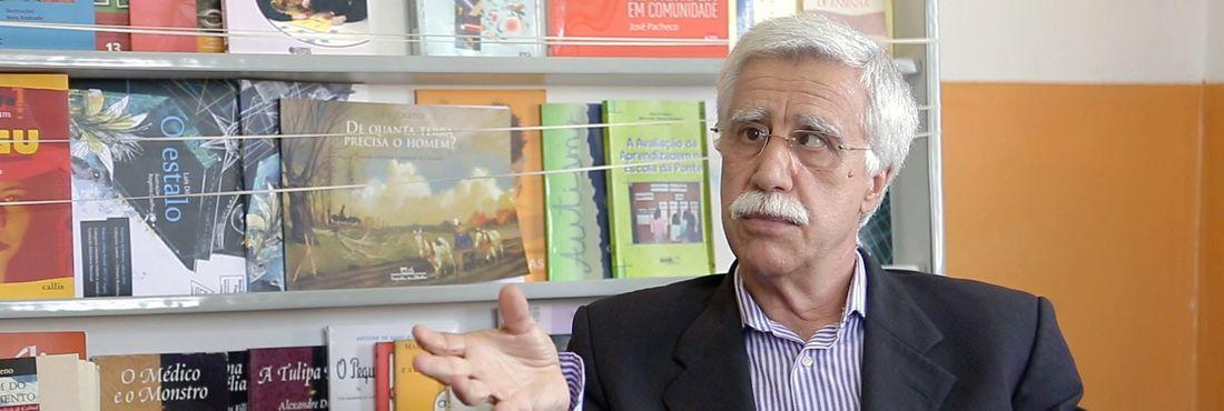professor José Francisco de Almeida Pacheco