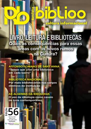 Edição 56 da Revista Biblioo