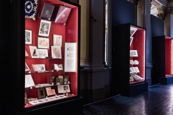 Obras raras da Biblioteca Nacional