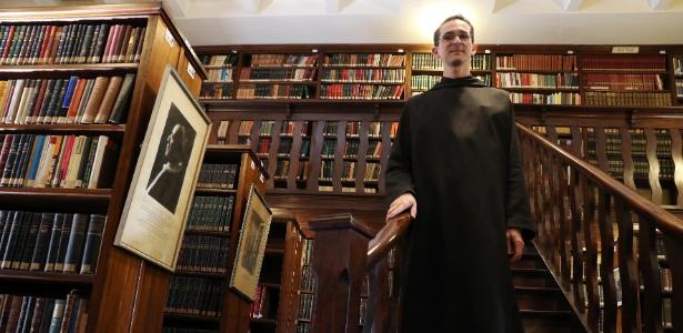 biblioteca do Mosteiro de São Bento 1