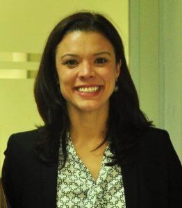 Abigail Dressel (Conselheira de Cultura, Educação e Imprensa da Embaixada dos Estados Unidos). Foto: ufam.edu.br.
