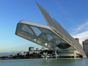 Museu do Amanhã. Foto: Divulgação