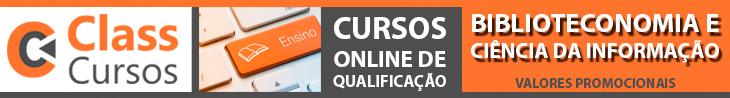 Cursos online de qualificação em Biblioteconomia e Ciência da Informação. Acesse!